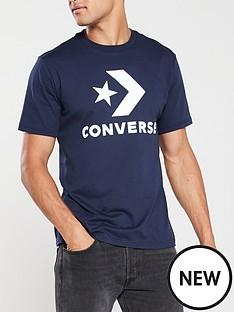 converse-converse-star-chevron-t-shirt-obsidian-blue