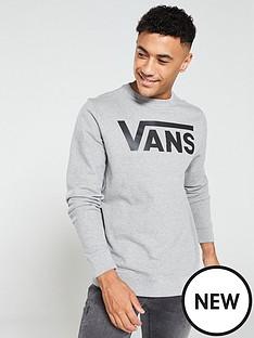 vans-classic-crew-neck-sweat-grey-marl