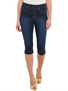 joe-browns-denim-capri-jeggings