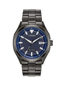 citizen-citizen-eco-drive-black-abd-blue-detail-date-dial-black-stainless-steel-bracelet-mens-watch
