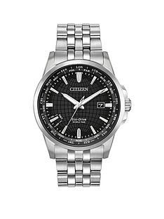 citizen-citizen-eco-drive-world-time-black-date-dial-stainless-steel-bracelet-mens-watch