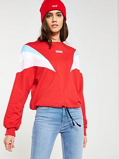 levis-florence-crew-red