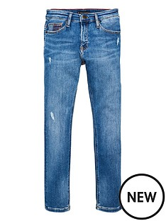 tommy-hilfiger-boys-steve-slim-tapered-mid-wash-jeans-blue