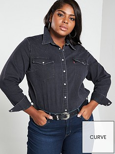 levis-plus-western-shirt-black-wash