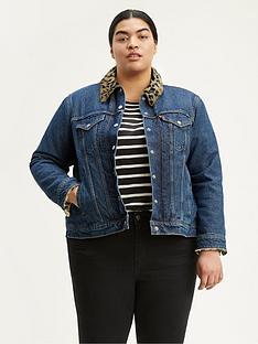 levis-plus-ex-boyfriend-sherpa-trucker-jacket-blue