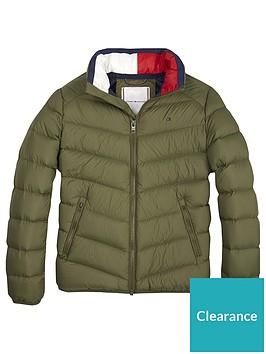 tommy-hilfiger-boys-light-down-jacket-olive