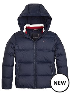 d63ebeb2f95463 Tommy hilfiger | Coats & jackets | Boys clothes | Child & baby | www ...