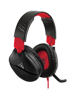 turtle-beach-recon-70n-gaming-headset-for-nintendo-switch-ps5-ps4-xbox-pc-black-amp-rednbsp