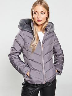 ted-baker-laiya-short-padded-coat-grey