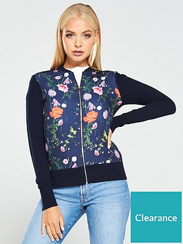 ted-baker-nikin-hedgerow-knitted-jacket-dark-blue