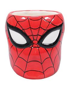 marvel-spiderman-shaped-mug