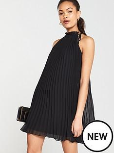 d7d912aa554a5 Black | Swing Dresses | River island | Dresses | Women | www ...