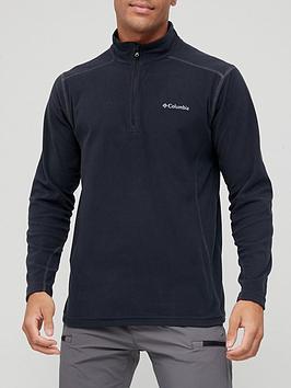 columbia-klamath-range-ii-fleece-black