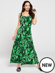 v-by-very-leaf-print-a-line-jersey-midi-dress-tropical