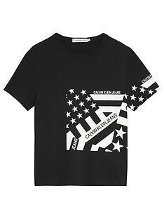 calvin-klein-jeans-boys-flag-print-short-sleeve-t-shirt-black