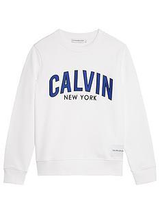 calvin-klein-jeans-boys-logo-patch-sweat-top-white