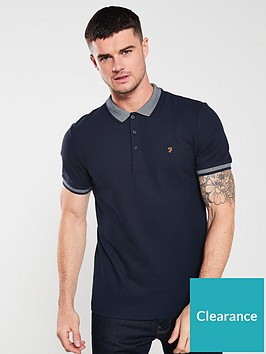 farah-mills-polo-shirt-navy