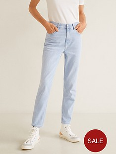 mango-slim-fit-mom-jeans-light-blue