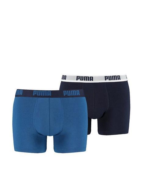 puma-basic-boxer-shorts-2-pack-navyblue