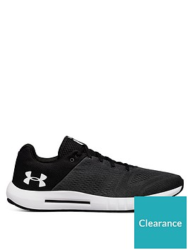 under-armour-micro-greg-pursuit-trainers-blackwhitenbsp
