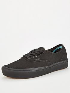vans-comfycush-authentic-plimsolls