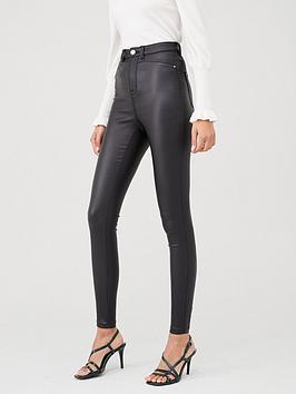 v-by-very-addison-super-high-waisted-super-skinny-jean-black-coated