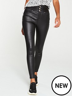 v-by-very-macy-high-waist-coated-skinny-jean-black