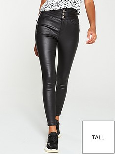 v-by-very-tall-macy-high-waist-coated-skinny-jean-black