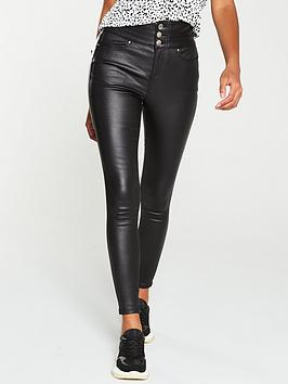 v-by-very-tall-macy-high-waist-coated-skinny-jean-black