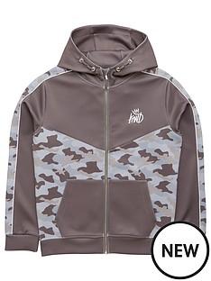 kings-will-dream-boys-montrose-camo-zip-through-hoodie-grey