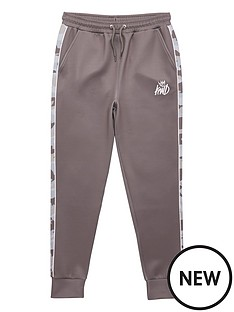kings-will-dream-boys-montrose-camo-joggers-grey