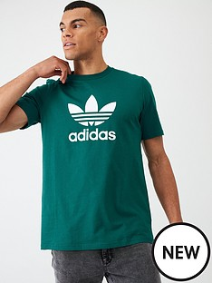 adidas-originals-trefoil-t-shirt-green