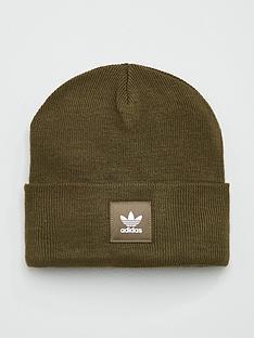 adidas-originals-cuff-knit-hat-khaki