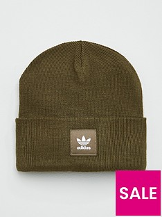adidas-originals-cuff-knit-hat-khaki