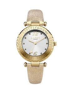 lipsy-lipsy-silver-dial-gold-strap-ladies-watch