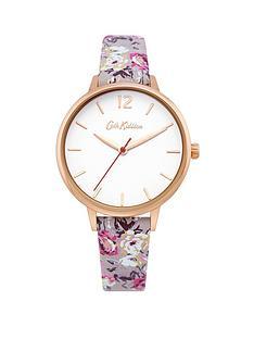 cath-kidston-cath-kidston-garden-rose-white-dial-grey-floral-printed-strap-ladies-watch