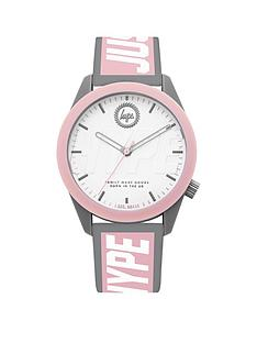 hype-hype-white-dial-pink-hype-sillicone-strap-ladies-watch