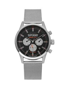 superdry-superdry-regent-multi-black-dial-stainless-steel-mesh-strap-gents-watch