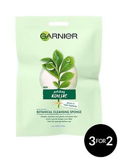 garnier-garnier-organic-konjac-botanical-cleansing-sponge