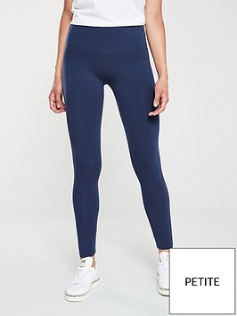 v-by-very-petite-valuenbsppetite-confident-curve-legging-navy
