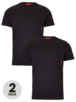 hugo-two-pack-t-shirts-black