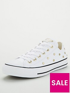 converse-chuck-taylor-all-star-stud-leather-ox-plimsolls-white