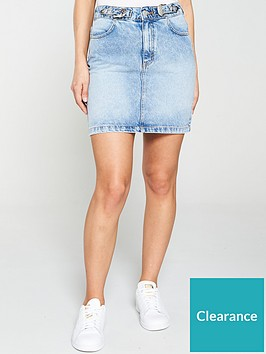 v-by-very-western-belted-denim-skirt-light-wash