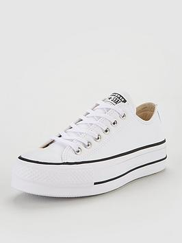 converse-chuck-taylor-all-star-platformnbsplift-clean-leather-ox-white