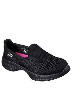 skechers-go-walk-slip-on-shoes-black