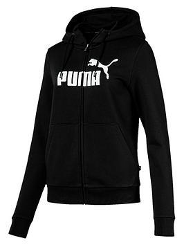 puma-essentials-logo-hooded-jacket-amp-legging-blacknbsp
