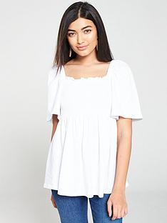v-by-very-ruched-pretty-top-whitebr-br