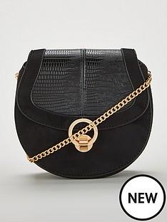 miss-kg-harris-saddle-crossbody-bag-black