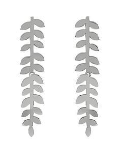 sara-miller-silver-leaf-drop-earrings