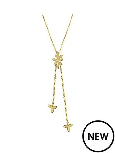 sara-miller-sara-miller-gold-leaf-double-row-ladies-necklace